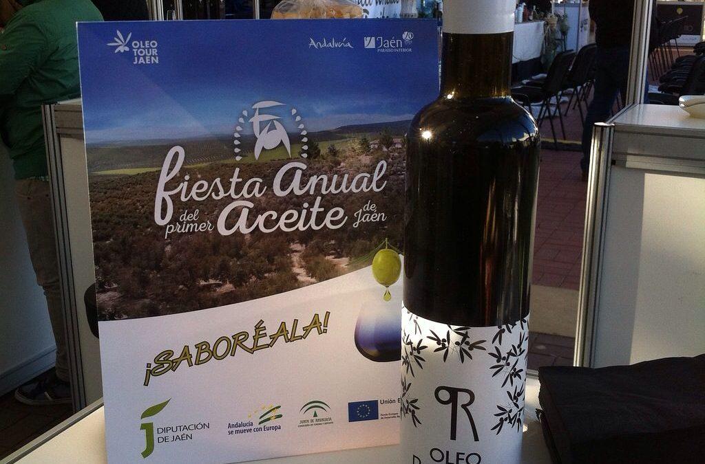 Feria del Primer Aceite 2017- presentado OLEORINCÓN – OCTUBRE